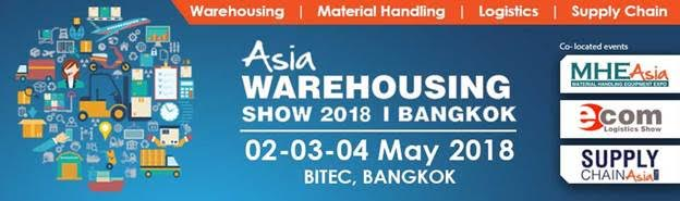 Asia Warehousing Show and Asia Cold Chain Show