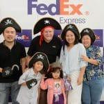 เฟดเอ็กซ์ มอบประสบการณ์สุดพิเศษแก่ลูกค้าในงาน Customer Movie Day