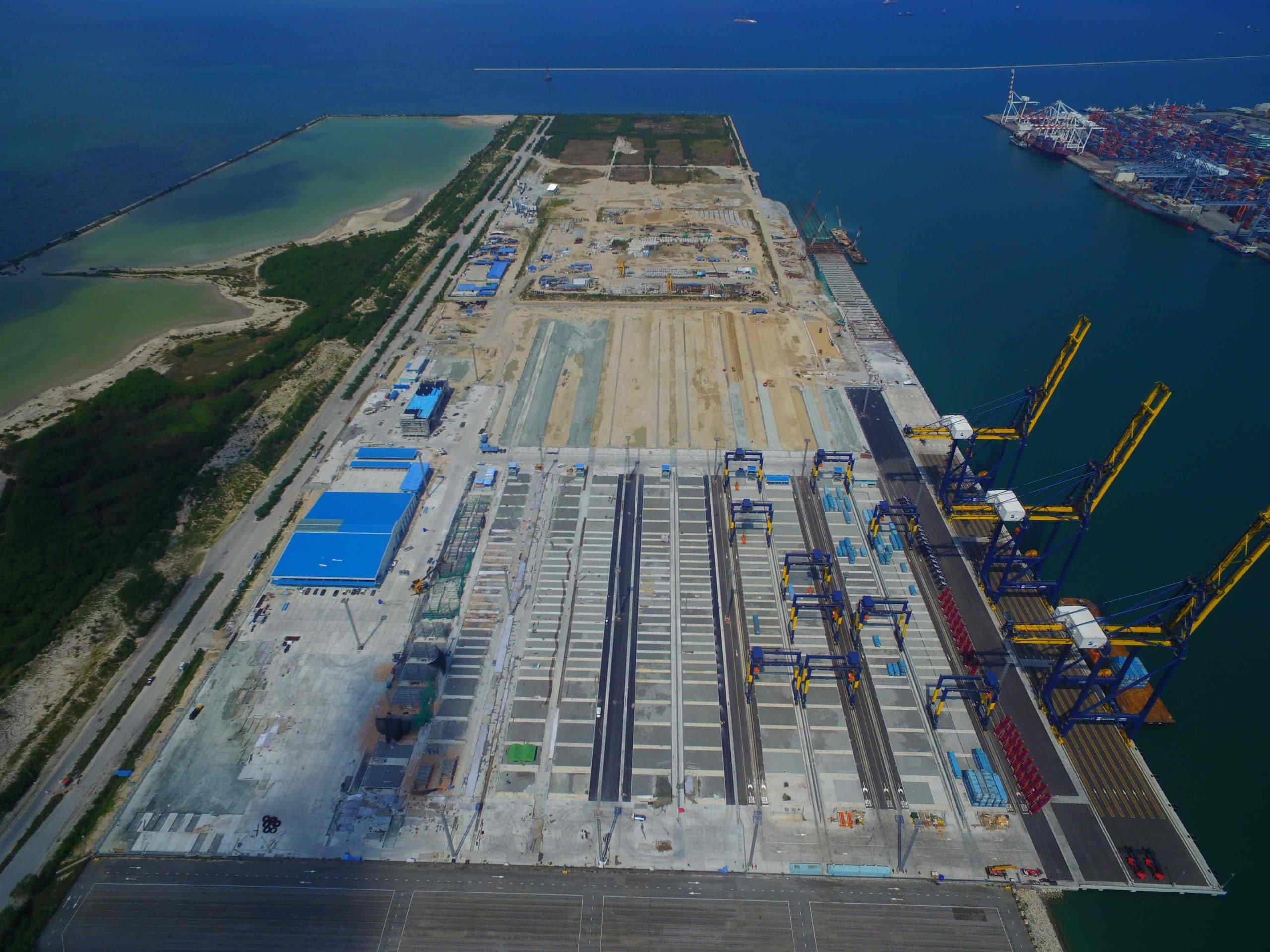 ฮัทชิสัน พอร์ท เปิดตัวโครงการท่าเทียบเรือชุด D ในท่าเรือแหลมฉบัง