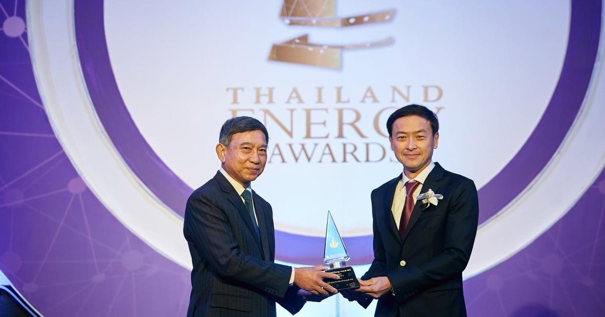 [ข่าวโลจิสติกส์] เชฟรอนประเทศไทย รายเดียวที่ได้รับรางวัล Thailand Energy Awards 2018