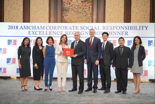 เฟดเอ็กซ์ เอ็กซ์เพรส ประเทศไทย รับรางวัลองค์กรที่มีความรับผิดชอบดีเด่นระดับโกล์ด ครั้งที่ 12