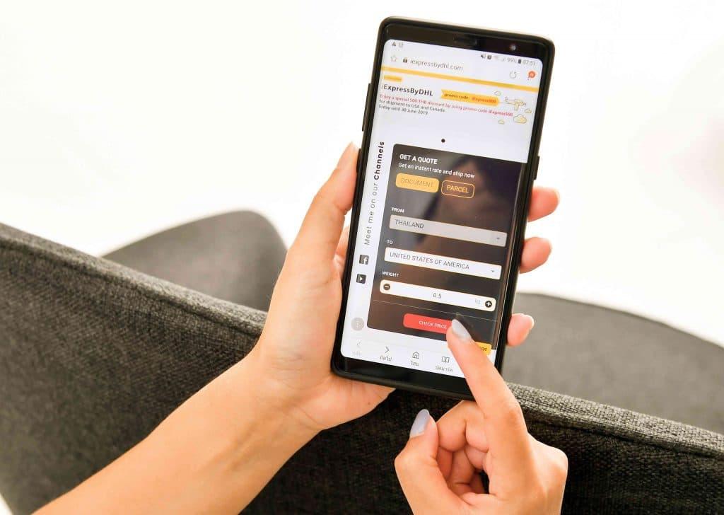 ดีเอชแอล เอ๊กซ์เพรส เปิดตัว iExpressByDHL ชิปปิ้งแพลตฟอร์มใหม่ ตัวช่วยจัดส่งสินค้าด่วนไปต่างประเทศ