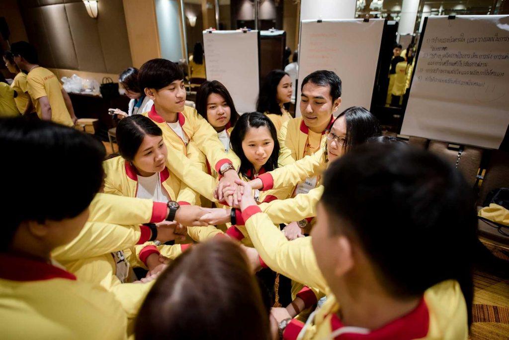 ดีเอชแอลจัดฝึกอบรม First Jobbers Camp 2019 สำหรับเยาวชนจากมูลนิธิเด็กโสสะ