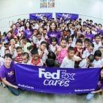 เฟดเอ็กซ์จัดกิจกรรม FedEx Cares พัฒนาคุณภาพศูนย์การเรียนรู้ในไทย