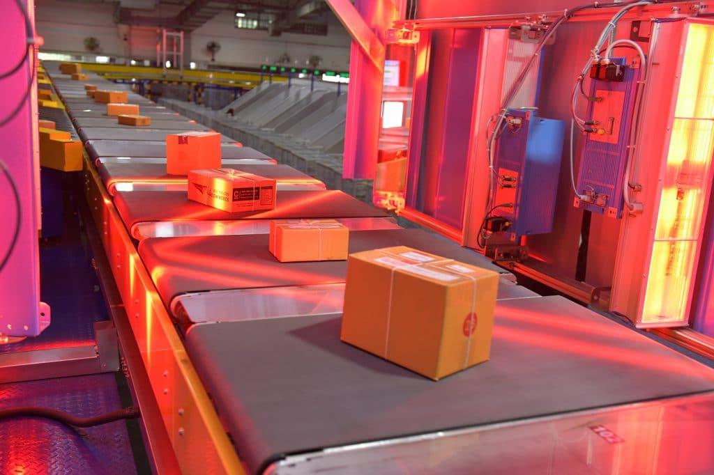 ไปรษณีย์ไทยยืนหนึ่งโลจิสติกส์ไทย ส่งด่วน มั่นใจ ทั่วไทย ทั่วโลก มาตรฐานความปลอดภัยตลอดเส้นทางขนส่งไปรษณีย์ไทย