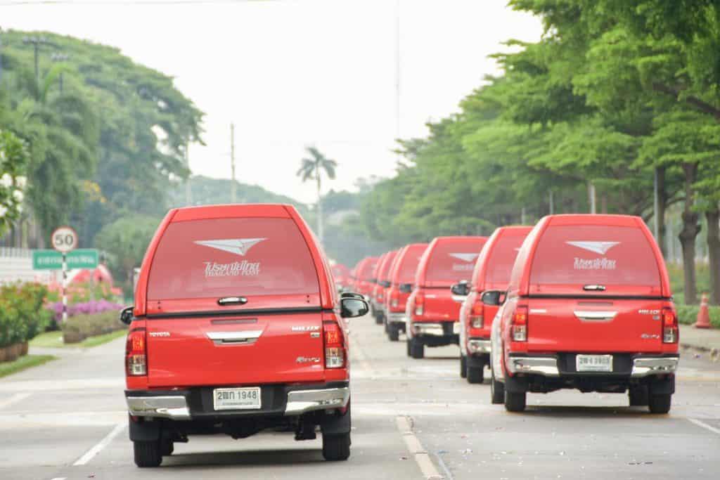 [บทความ] เปิดแนวคิดการให้บริการ ไปรษณีย์ไทย อยู่คู่คนไทย ดีเอ็นเอสำคัญของคนไปรษณีย์ในวันที่ต้องเดินหน้าสู้วิกฤต COVID – 19