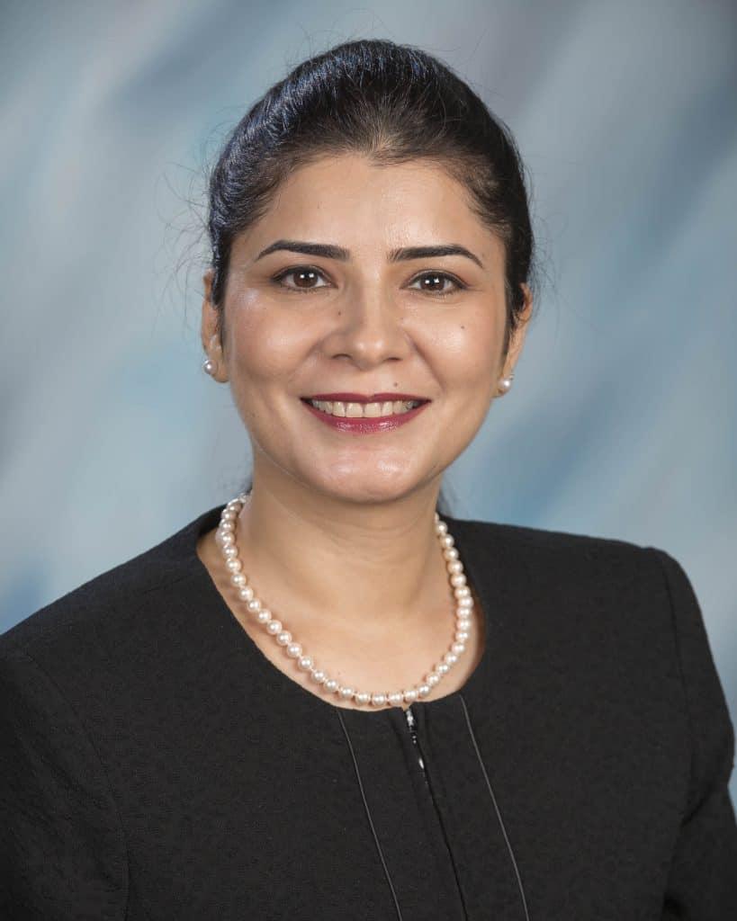 นางสาวคาวอล พรีท ประธานบริษัทเฟดเอ็กซ์ เอ็กซ์เพรส ประจำภูมิภาคเอเชียแปซิฟิก ภูมิภาคตะวันออกกลาง และทวีปแอฟริกา