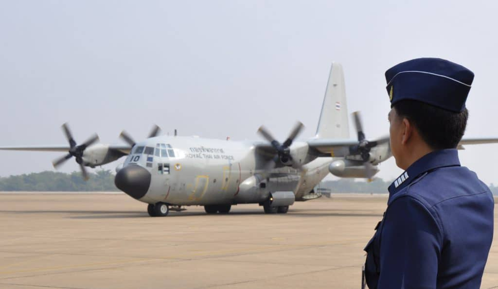 C 130 US Air Force photo Capt Christy Stravolo 1