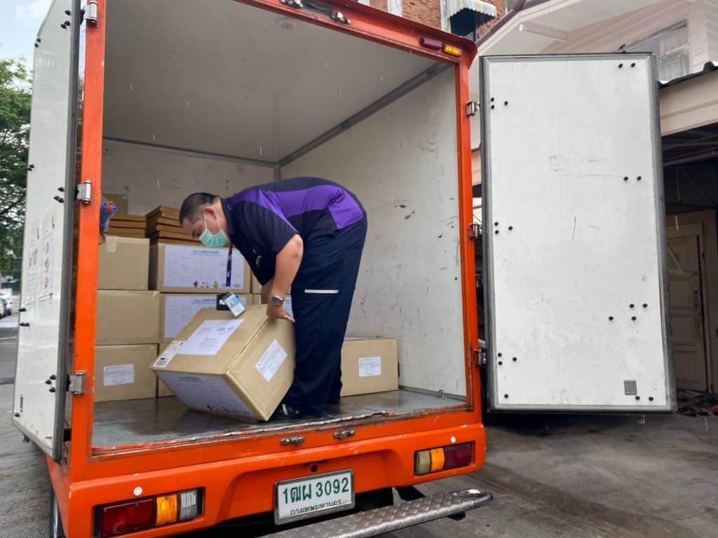 FedEx Allianz Ayudhya Donation 6