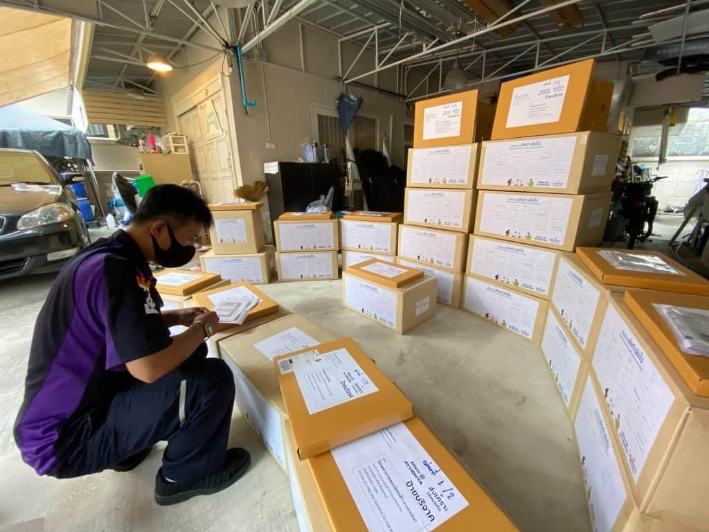 FedEx Allianz Ayudhya Donation MAIN