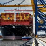 MSC MINA สร้างปรากฎการณ์ เรือขนส่งตู้สินค้าขนาดใหญ่ ที่สุดที่เคยเทียบท่าในประเทศไทย