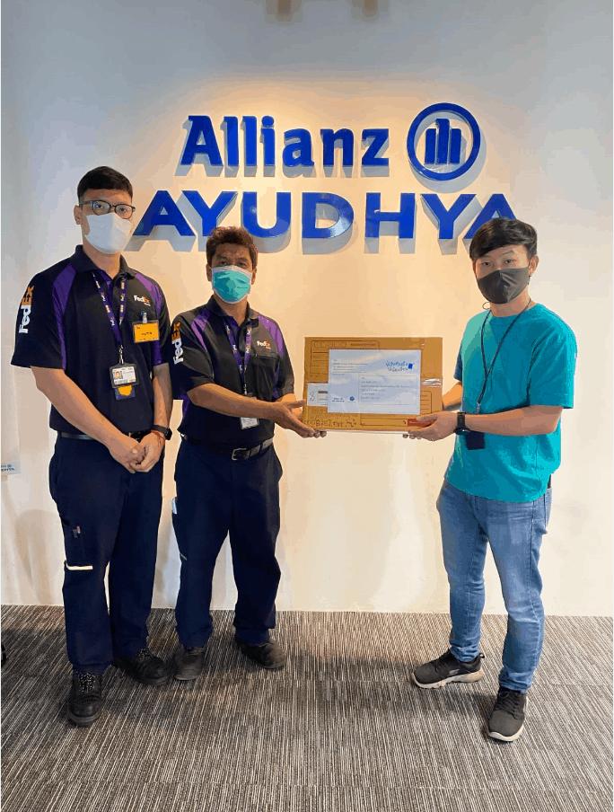 FedEx Allianz Ayudhya MAIN