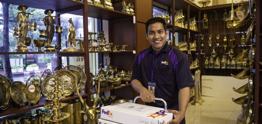 FedEx Delivery Manager MAIN