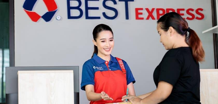 BEST Express เดินหน้ารุกขยายสาขาในไทย ตั้งเป้า 3 ปี 2,000 แห่ง