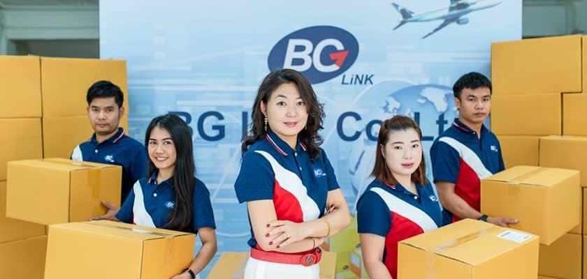 บุกตลาดอีคอมเมิร์ซจีนด้วยบริการขนส่งสินค้าข้ามพรมแดนจาก BG LINK