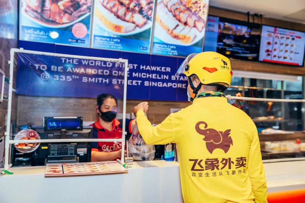กรณีศึกษา Fly-Food แพลตฟอร์มบริการส่งอาหารให้คนจีนในประเทศไทย ปรับกลยุทธ์ยกระดับความคุ้มค่า ตอบโจทย์ลูกค้าช่วงการแพร่ระบาด