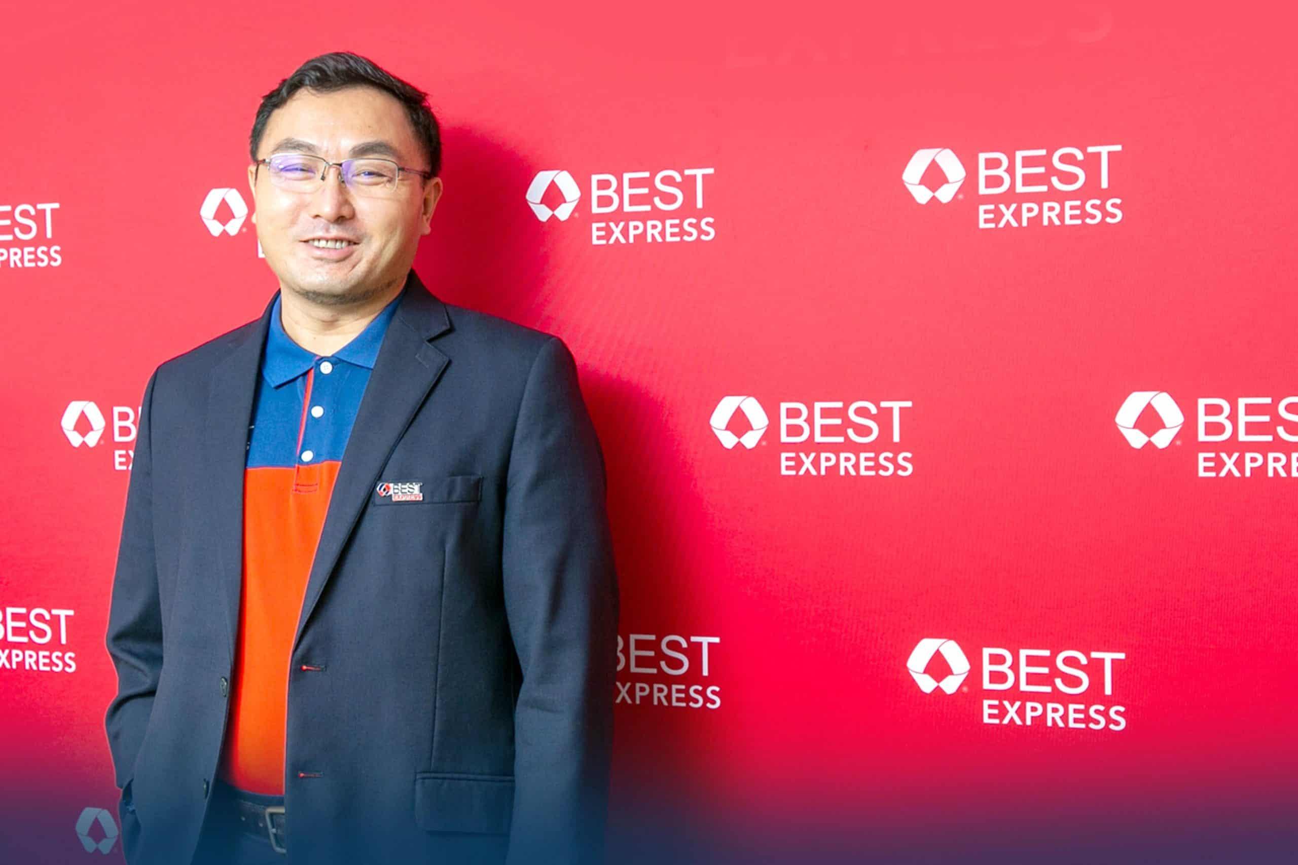 ธุรกิจโลจิสติกส์ไทยในมุมของ เบสท์ โลจิสติกส์ เทคโนโลยี BEST Express (ประเทศไทย)