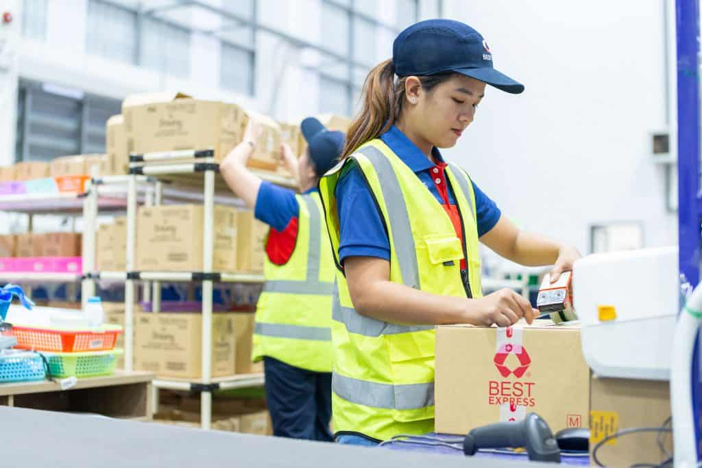 เบสท์ ประเทศไทย โตไม่หยุด ดันธุรกิจน้องใหม่ BEST Supply Chain