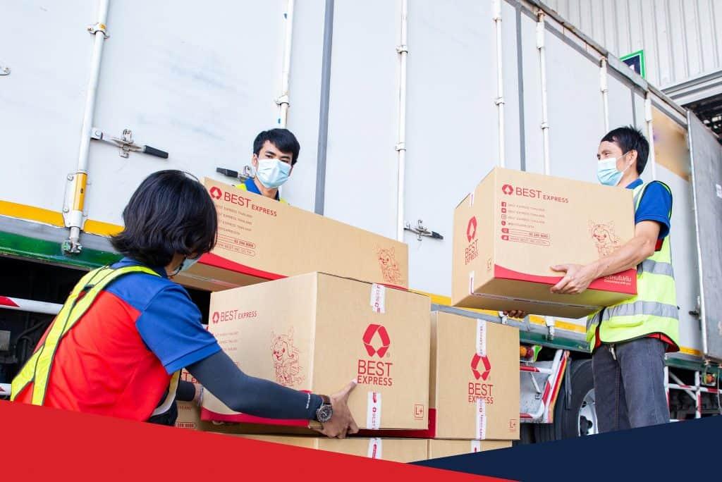 จัดการสินค้าง่าย ขายของออนไลน์สบาย ไว้ใจบริการ OFC จาก BEST Supply Chain