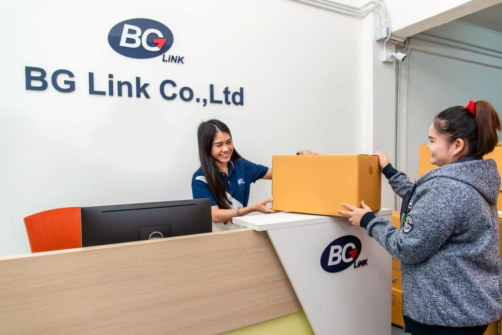 บีจี ลิ้งค์ (BG LiNK) บริการส่งพัสดุข้ามพรมแดน