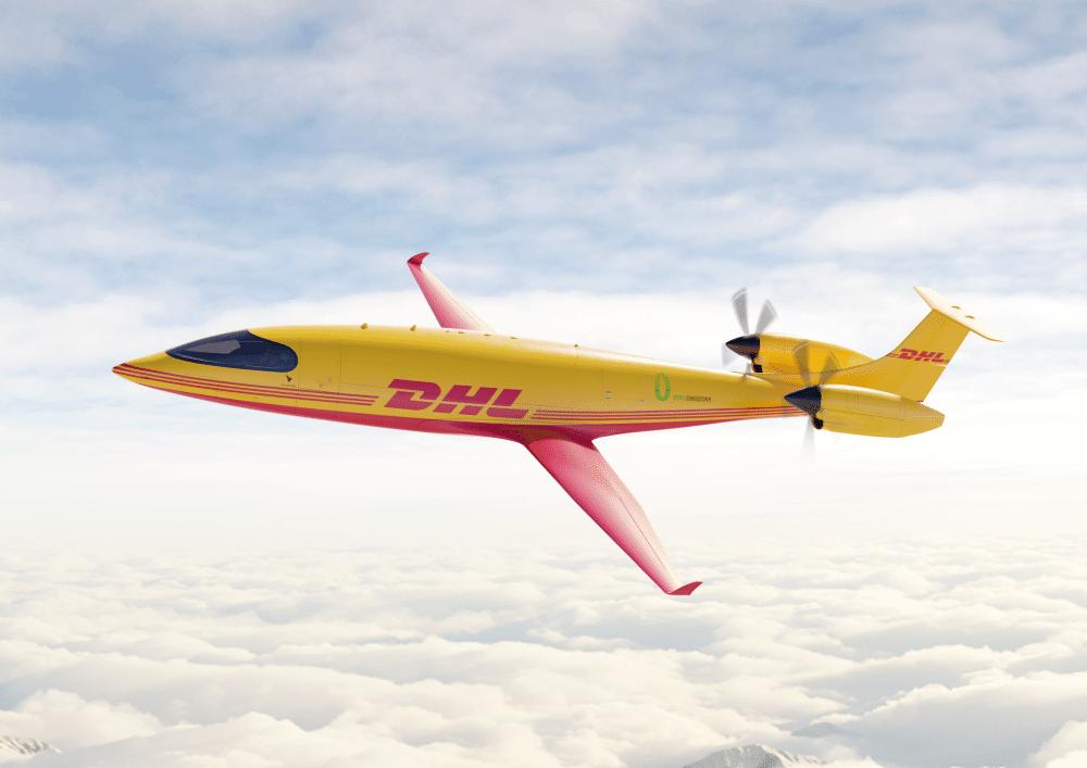 ดีเอชแอล เอ๊กซ์เพรส บุกเบิกการบินอย่างยั่งยืน ร่วมมือกับ Eviation สั่งซื้อเครื่องบินไฟฟ้าเพื่อการขนส่งสินค้าครั้งแรกในโลก