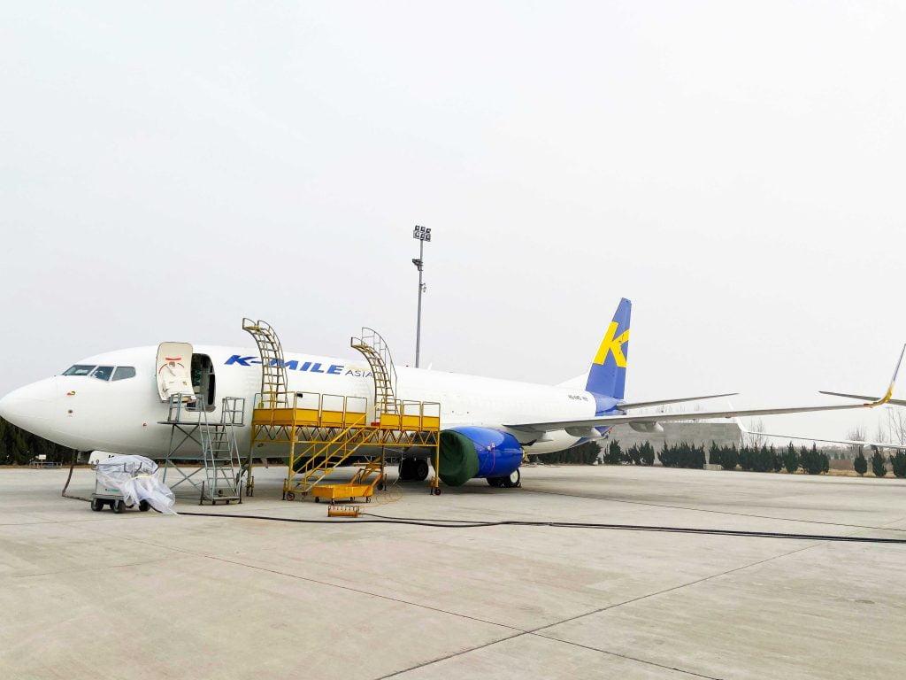 ดีเอชแอล เอ๊กซ์เพรสเพิ่มเครื่องบินขนส่งสินค้าในเอเชีย เชื่อมต่อกรุงเทพฯ ฮานอย ฮ่องกง หนุนการเติบโตการค้าระหว่างประเทศและอีคอมเมิร์ซในเอเชียแปซิฟิก
