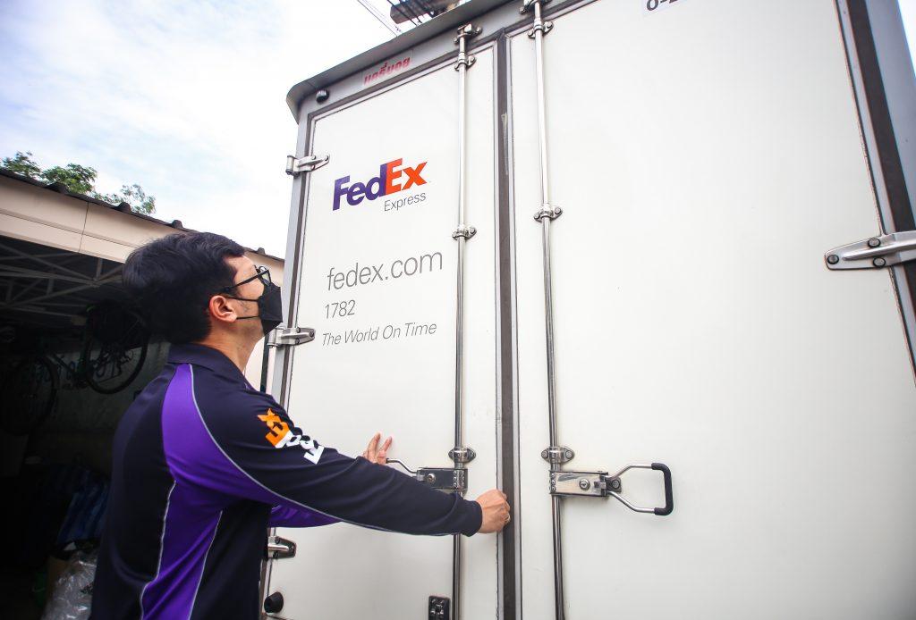 เฟดเอ็กซ์ ประเทศไทย ร่วมกับ อลิอันซ์ อยุธยา จัดส่งอุปกรณ์ทางการแพทย์แก่โรงพยาบาลในพื้นที่ห่างไกล 17 จังหวัดทั่วประเทศไทย