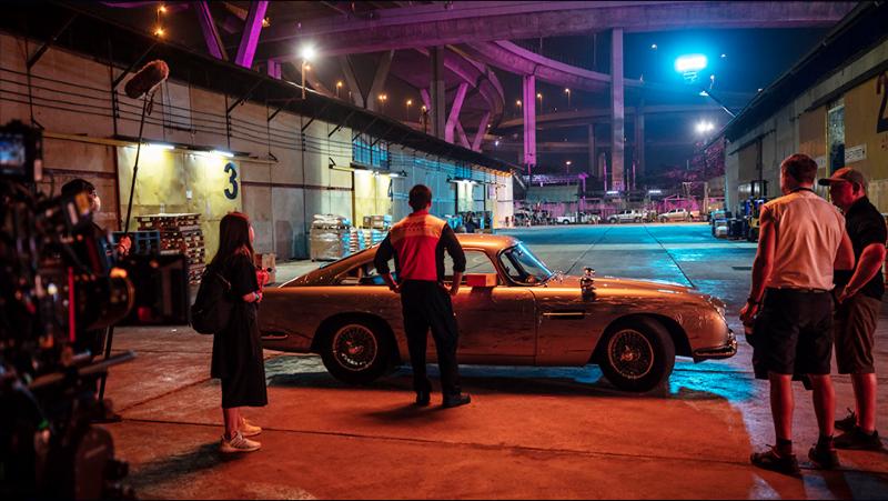 ดีเอชแอล ปล่อยแบรนด์แคมเปญฉลองการเปิดตัวภาพยนตร์เจมส์ บอนด์ ภาคใหม่ No Time To Die